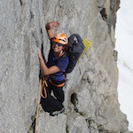 First part Alpine climbing2