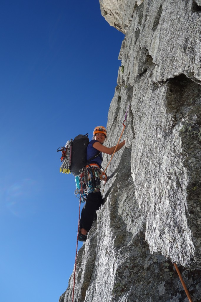 First part, alpine climbing1