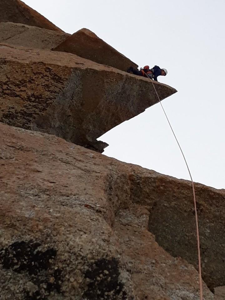 Blog | Nina Caprez | klettern, alpines sportklettern